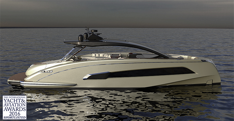HORIZON 68 HAS BEEN SHORTLISTED FOR THE INTERNATIONAL YACHT AND AVIATION AWARDS 2016